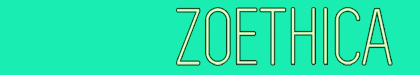 Zoethica: Resource for science and art lesson plans